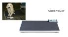 Digitális mérleg 150kg/100gr +gumi lap 90x55x4,5cm Eickemeyer