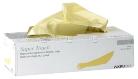 Polietilén kesztyű Super Touch sárga 90 cm 100db/csomag K