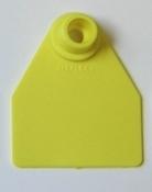 Allflex sertés (PENTAG) füljelző sárga 100db