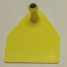 Allflex sertés apa táblás sárga 100db