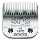 Andis nyírófej #4FC-9mm