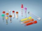 Eh. cső vérvételi 10ml EDTA+ kupak 95x16,8mm 100db/csomag