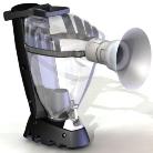 Inhaláló/nebulizáló Nequilizer ultrahangos, hordozható