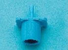 Műanyag összekötő trachea tubushoz 10