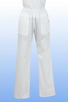 Orvosi nadrág fehér női XL