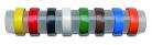 Műszerjelölő szalag 6mmx2,5m  8db, 8 színű