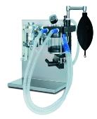 Narkovet altatógép+Isoflurán párologtató asztali állvánnyal