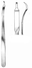 Csontemelő 6mm/160mm MiniHohman