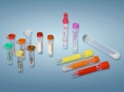 Eh. cső vérvételi 2ml EDTA + kupak 55x12mm 100db/csomag