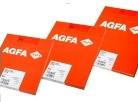 Röntgenfilm AGFA 18x24/100db zöldérzékeny