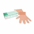Polietilén kesztyű 90 cm 22 mikron 100db/csomag B.Braun Manuplast Vet
