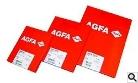 Röntgenfilm AGFA 30x40/100db kékérzékeny