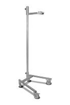 Röntgen állvány mobil, állítható magasság (max.205 cm, 80x70cm) r.m.