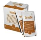 Latex műtőskesztyű steril Dermagél 6,0  púdermentes
