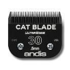 Andis nyírófej #30/0,5mm BLACK E-COAT macska