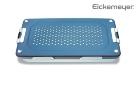Autokláv doboz 30x14x10cm Eickemeyer, kék