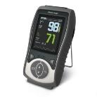 Pulzoximéter LifeVet PT (+hőmérséklet) 2 szenzor csipesszel, elemes (töltővel)