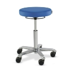 Orvosi szék Amazone Score Medical magasság:55-74cm kék (ülőfelület D=40cm)